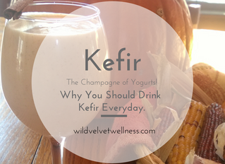 Kefir: The Champagne of Yogurts!
