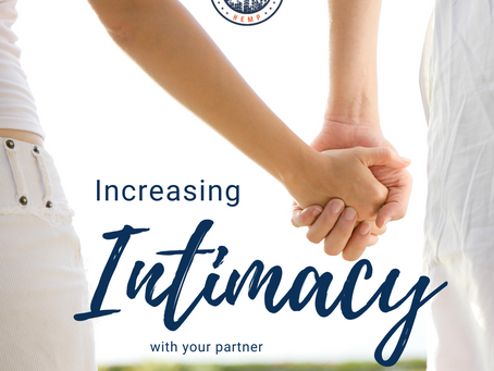 Increasing Intimacy with Your Partner