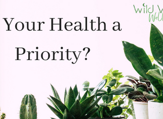 Is Your Health a Priority?