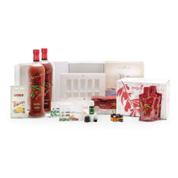 Premium Young Living Starter Kit with NingXia