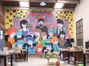 Ánfora, la fábrica de porcelana mexicana más creativa