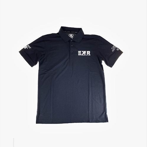 8-00-9511 - EXR Black Polo (Mens)