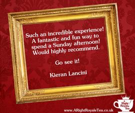 Kieran Lancini quote
