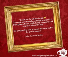 sally Facebook review