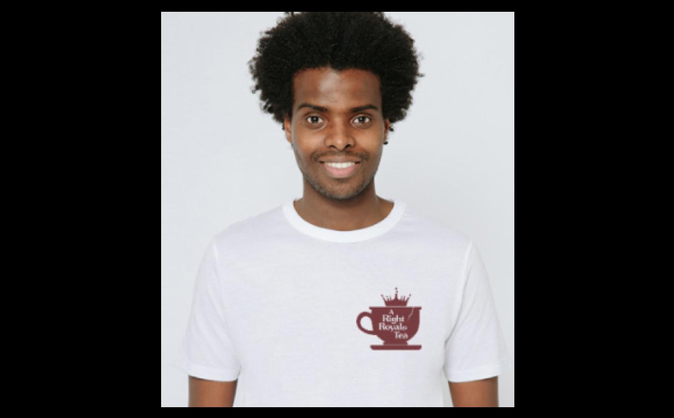 white men tea-shirt