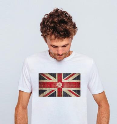 Union jack tea-shirt