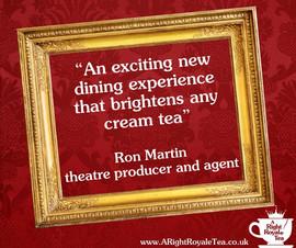 ron martin quote