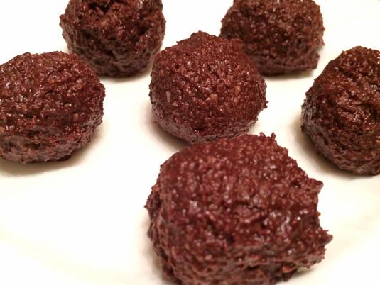 Chocolate 'Macaroons'