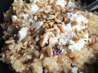 Quinoa & Amaranth 'Oatmeal'