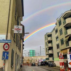 Somewhere over the rainbow... 🎵 🎶 🌈 ?