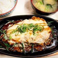 """""""Chicken Mentai-Cheese Yaki"""" This weeks"""