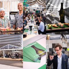 """Kokoro & Yu-An @ Food Zürich """"Sushi & Ch"""