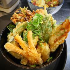 Vegi Ten-Don #Kokoro #Lunch #Vegi.jpg