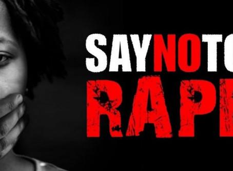 Rape: When  Does It End?