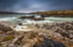 urridafoss islande , iceland