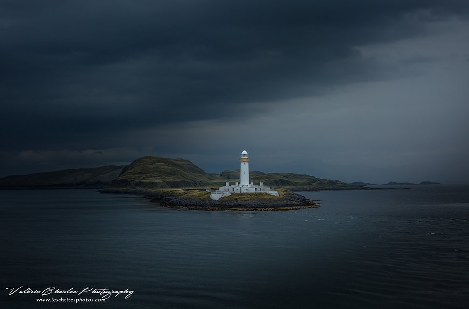 blue jurassic mull lighthouse 6 fili (1