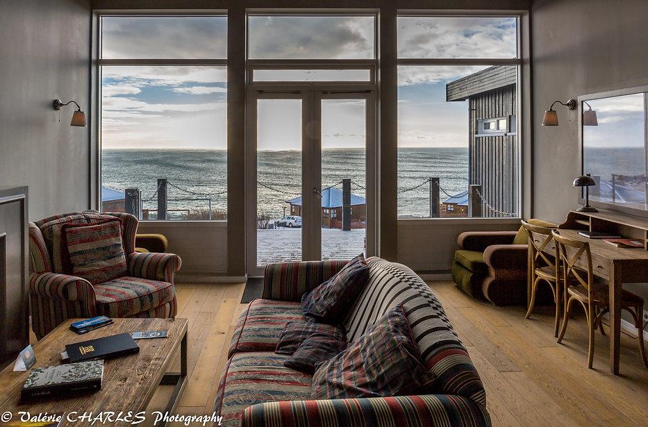 Foss hotel Hellnar Iceland