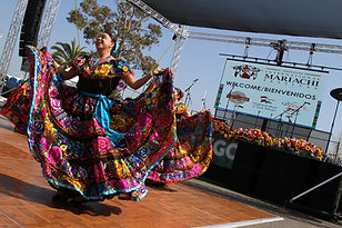 National City Mariachi Festival Bailet Folklorico