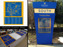 Hofstra Campus Maps