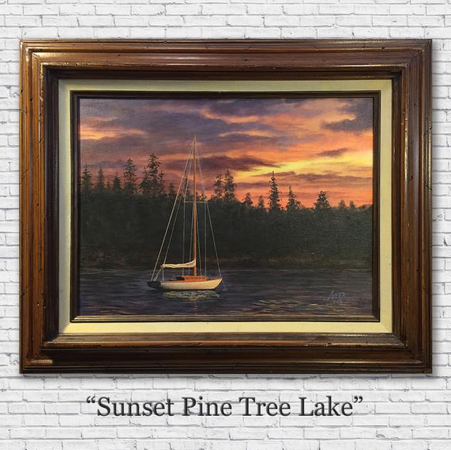 Sunset Pine Tree Lake.jpg