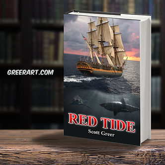 Red Tide Book Cover