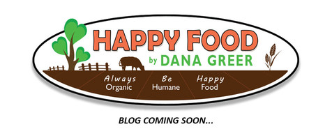 Happy Food Logo