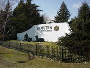 Hofstra Monolith on Hempstead Tpke