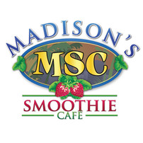 Madison's Smoothie Revised Logo