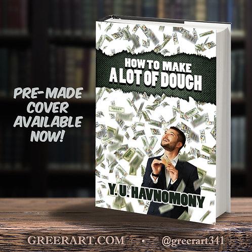 Premade E-Book Cover for Business