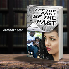 GreerArtCover - let the past be he pat.j