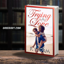 Trying To Find Love Book Cover