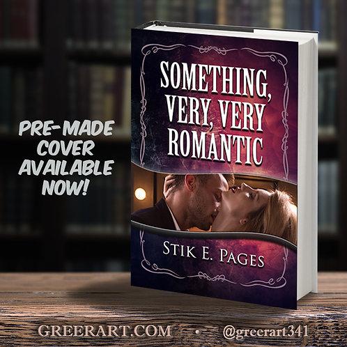 Premade E-Book Romantic Cover