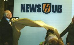 News Hub Ceremony