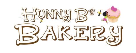 Hunny B's Bakery Logo