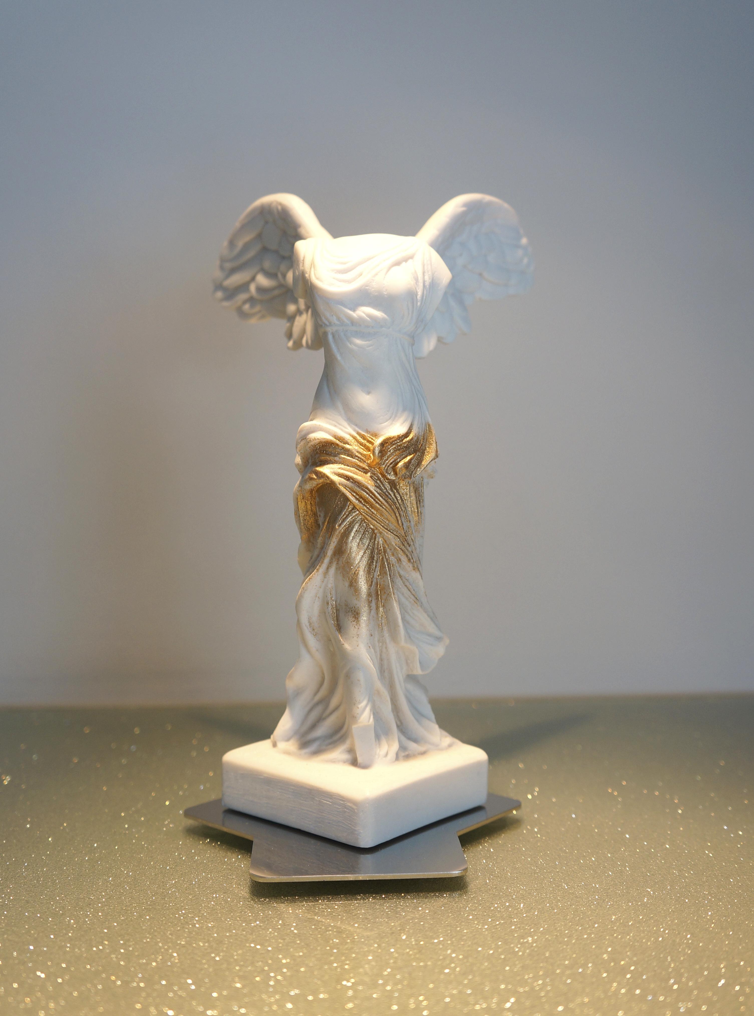 Νίκη Σαμοθράκης χρυσό