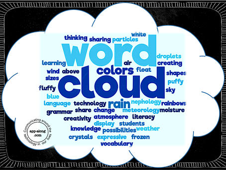 Oh, the Many Things a Word Cloud Can Be...