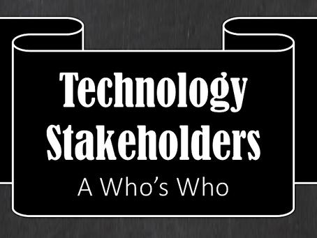 The Technology Ecosystem, Part 3