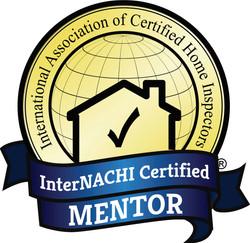 InterNACHI Home Inspector Mentor Logo