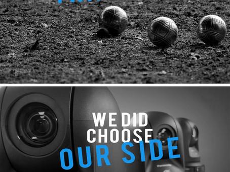 Août 2017: Caméras dômes 4K disponibles