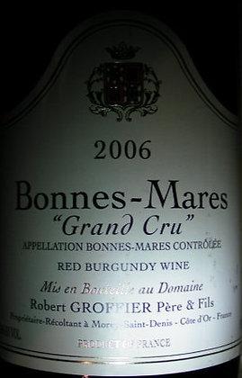 Bonnes Mares Grand Cru 2006 GROFFIER Rouge