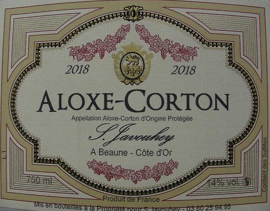 Aloxe-Corton 2018 S.JAVOUHEY Rouge