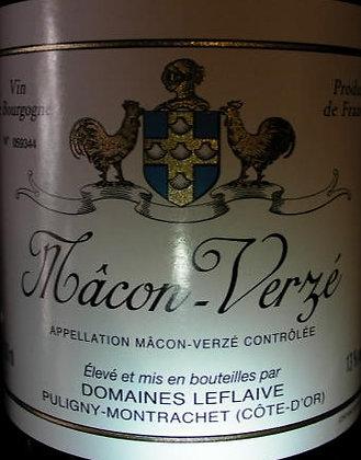Mâcon-Verzé 2017 Domaines LEFLAIVE Blanc