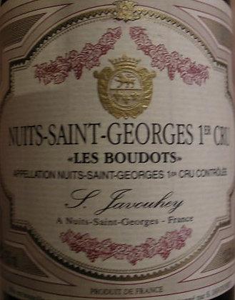 """Nuits-Saint-Georges 1er Cru """"Les Boudots"""" 2005 S.JAVOUHEY Rouge"""