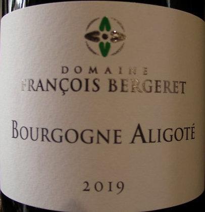 Bourgogne Aligoté 2019 BERGERET Blanc