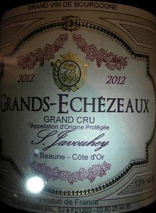 Grands-Echézeaux Grand Cru 2012 S.JAVOUHEY Rouge