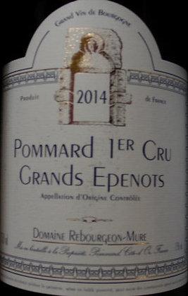 "Pommard 1er Cru ""Grands-Epenots"" 2014 REBOURGEON-MURE Rouge"