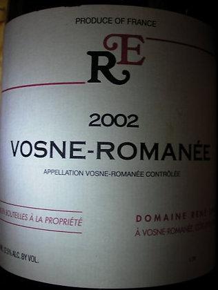 Vosne-Romanée 2002 ENGEL Rouge