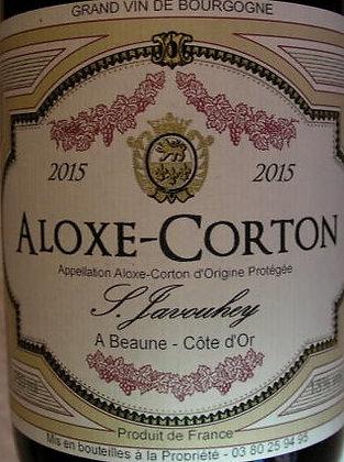 Aloxe-Corton 2015 S.JAVOUHEY Rouge