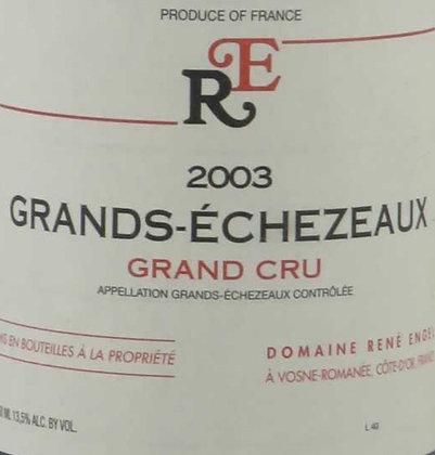 Grands-Echézeaux Grand Cru 2003 ENGEL Rouge