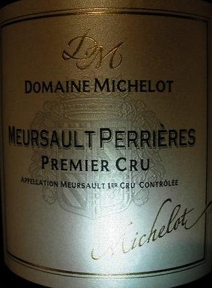 """Meursault 1er Cru """"Les Perrières"""" 2014 MICHELOT Blanc"""
